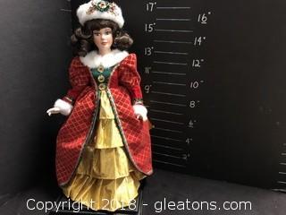 """16"""" Christmas Doll"""