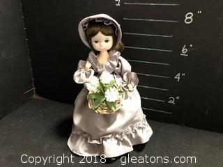 Miss Opal October Doll