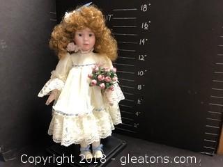 "17"" Doll Amber"