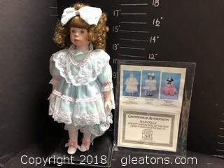 "Dynasty Doll of the Year ""Marcella"""