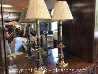 Pair Lamps Works
