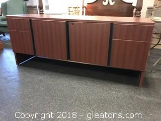 Large Tv Stand 4 Drawers 2 Cabinets