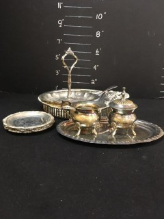 Misc. Silver Plate