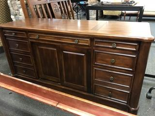 Coaster Buffet Great Used Cond. 8 Drawers