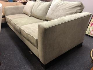 Microfiber Three Seat Sofa