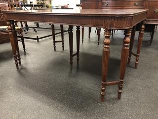Hepplewhite Federal Dining Table
