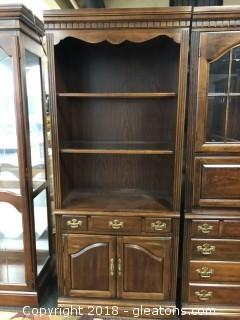 Vintage Bookshelf (B)