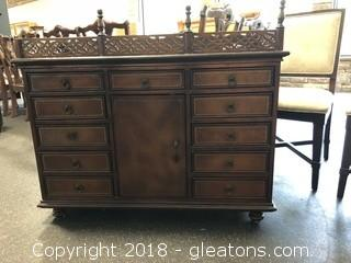 Foyer Table Or Small Buffet