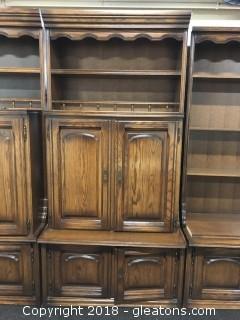Custom Belgian-Made Book Shelf (C)