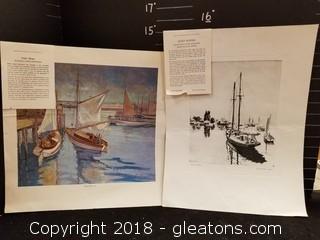2 Art Prints