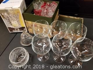 Miscellaneous Glass And Crystal