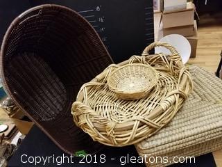 Several Baskets