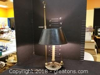 Little Old Lamp