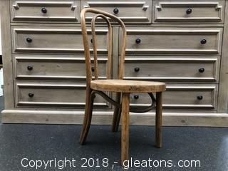 19th Century Astra Bentwood Chair