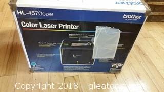 Brand New Brother Color Laser Printer