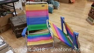 Beach Chairs (2)