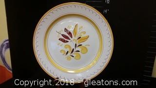 Stangl Pottery Platter