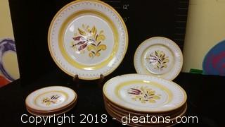 Stangl Pottery Dishes 11 Pieces