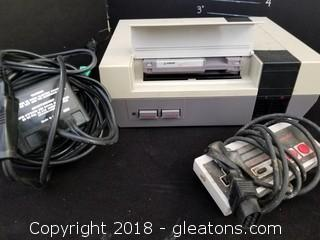 Original Nintendo