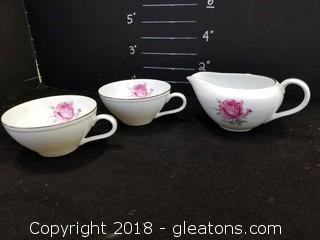Imperial Rose Fine China