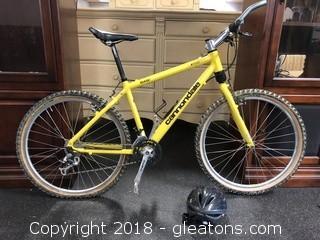 Canondale Mountain Bike F700