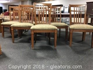 Thomasville Dining Chairs Set Of Eight