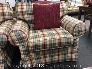 Taylor King Oversized Armchair (B)