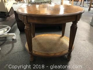 Drexel Heritage Italian Side Table