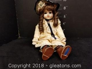 Gorham Musical Doll