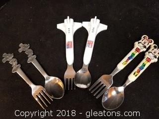 Childrens Silverware