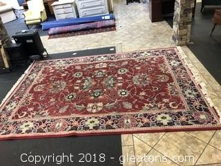 Large Area Rug Egyptian Olefin By International Classics