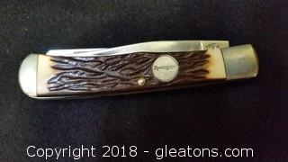 Remington Stainless Steel Knife