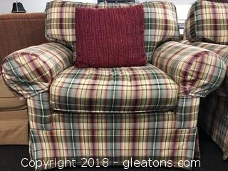 Taylor King Oversized Arm Chair High Quality (A)
