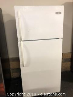 Refridgerator Frigidare Top Freezer