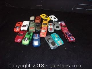 19-Toy Race Cars