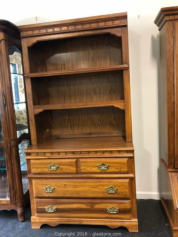 Lea Dresser And Hutch Or Bookshelf