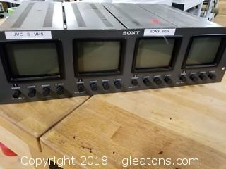 Sony PVM-411 Video Monitor (B)