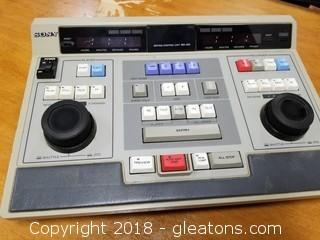 Sony Editing Control Unit RM-450 (B)