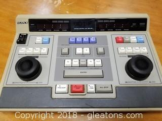 Sony Editing Control Unit RM-450 (C)