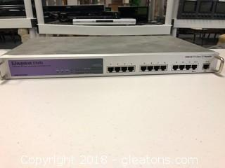 Kingston EtheRx Ethernet Switch 12 Port