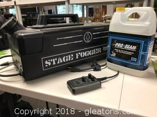 Ultratec Stage Fogger DMX- 11OV Smoke Machine, Pro