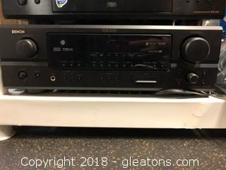 Denon AVR 1507 Channel Home Theater Surround Sound