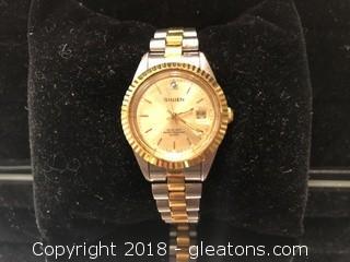 Vintage Gruen Precision Quartz Wrist Watch