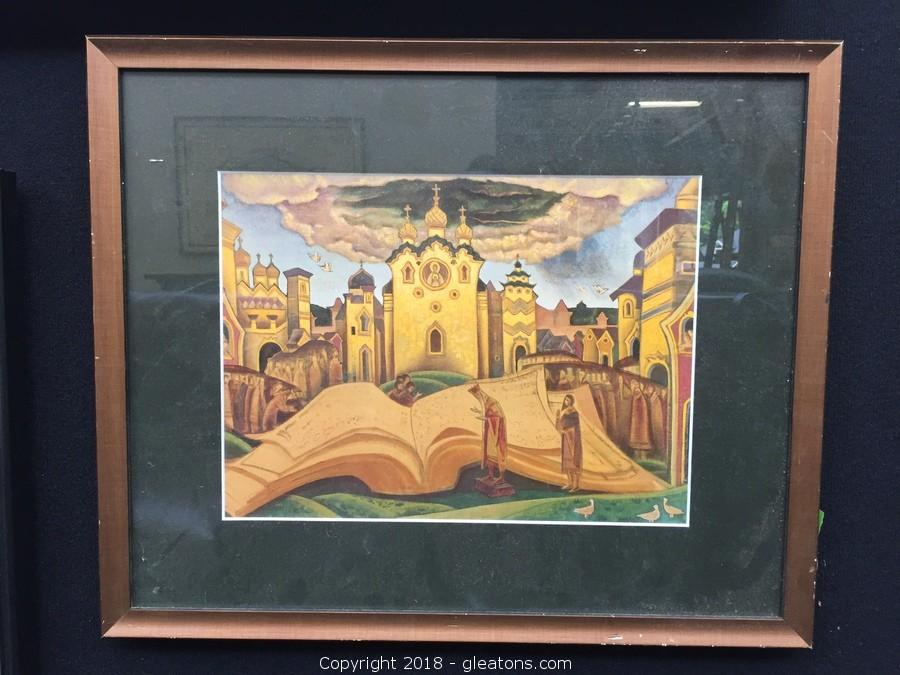 Gleaton's, The Marketplace - Auction: Art Collection Online Auction