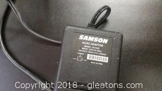 Samson AK-Ak Adaptor- Model Ac-1250