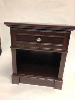 Night Stand Or Side Table Like New One Drawer