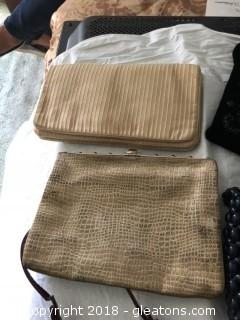Lot of Vintage Purses
