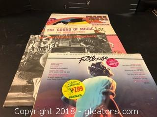 Party Music Record Lot