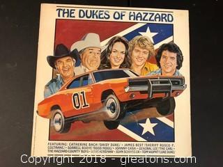 Dukes, Of Hazzard Music Record