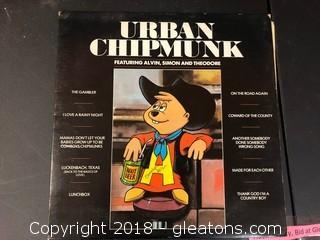 Urban Chipmunk/Children's Record
